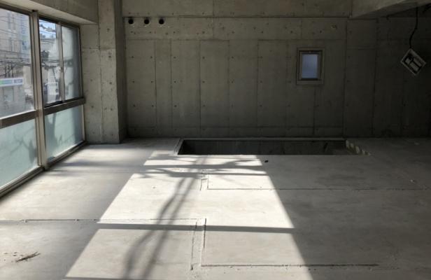 京都市中京区西院 スケルトン解体工事