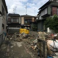 京都府向日市解体工事 画像:2