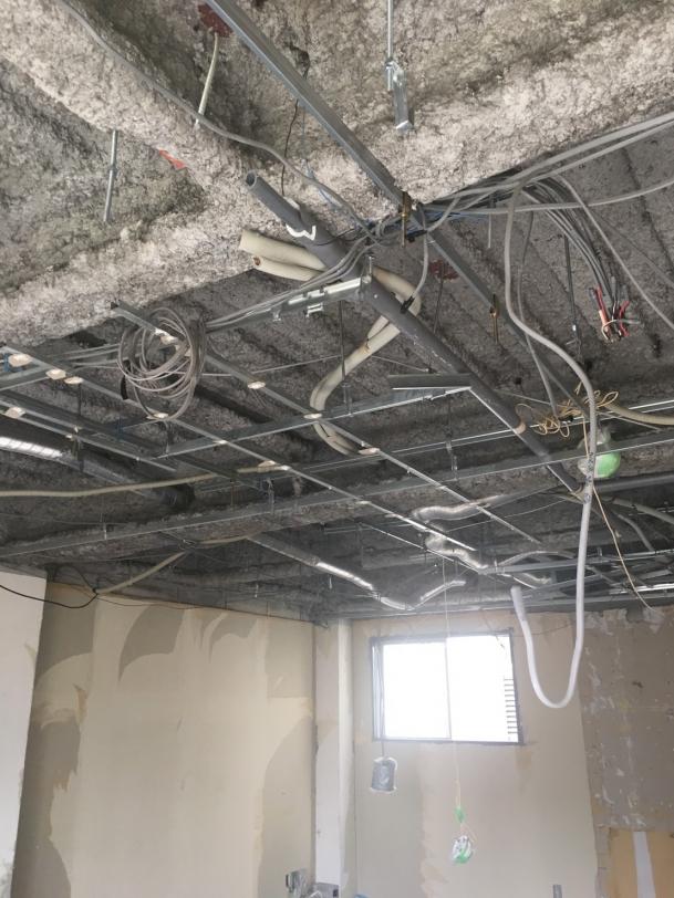 京都市中京区 テナント一室改装工事 画像:2