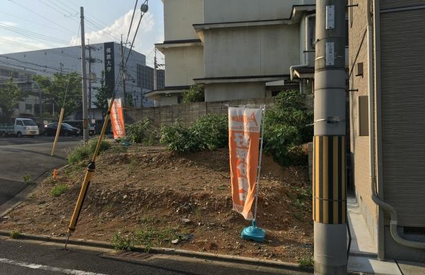 京都市北区紫野 新築工事
