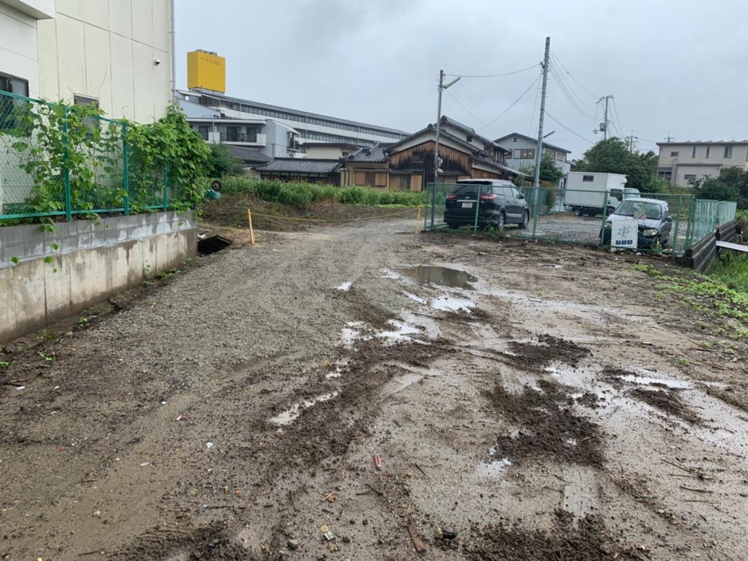 久御山町島田堤外 解体工事 画像:3