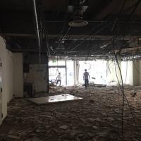 京都市中京区 新教室改装工事 画像:4