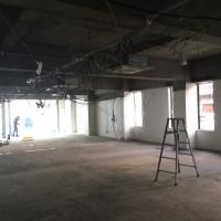 京都市中京区 新教室改装工事 画像:5