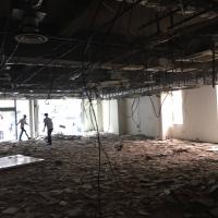 京都市中京区 新教室改装工事 画像:1