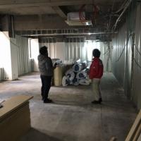 京都市中京区 新教室改装工事 画像:12