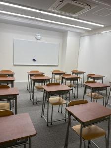 京都市中京区 新教室改装工事 画像:18