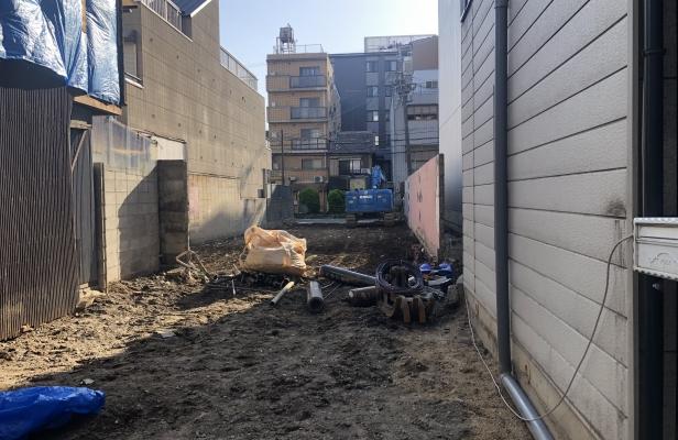 京都市東山区 解体工事